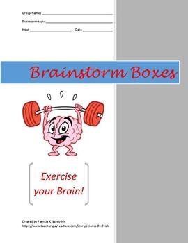 Brainstorm Boxes - Forensic Entomology
