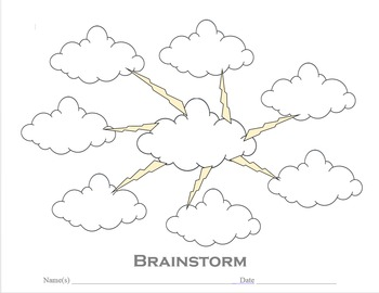 Brainstorm Sheet