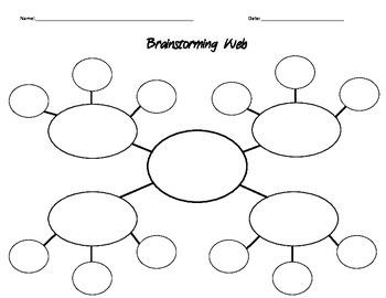 Brainstorming Web
