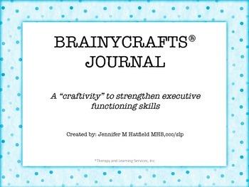 BrainyCrafts® DIY Journal