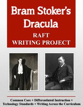 Bram Stoker's Dracula RAFT Writing Project
