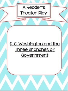 Branches and Levels of Government Reader's Theater