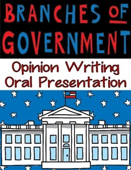 Branches of Government Guided Opinion Writing