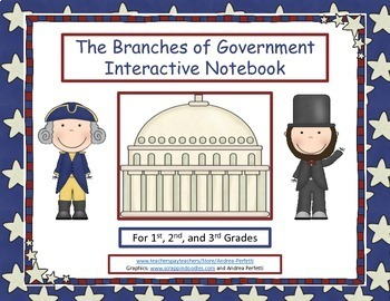 Branches of Government Interactive Notebook