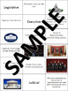 Branches of U.S. Government Cutout and Sort Activity - Grades 4-6