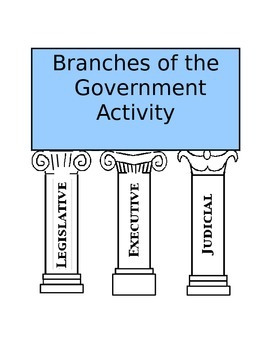 Branches of the Government Activity