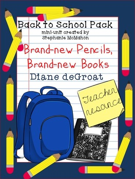 Brand-new Pencils Back to School Pack