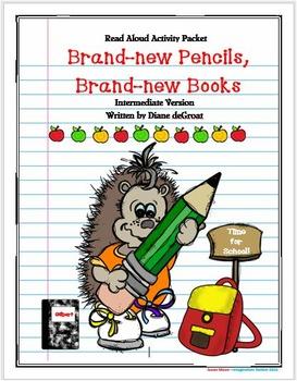 Brand-new Pencils, Brand-new Books Intermediate Activity Packet