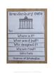 Brandenburg Gate (Germany) Flip Book