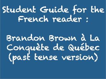 Brandon Brown à la Conquête de Québec - guides for ALL cha