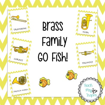 Brass Family Matching Game