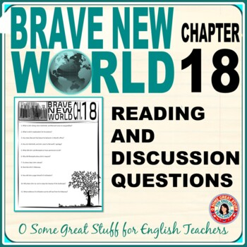 Brave New World Chapter 18 Activity