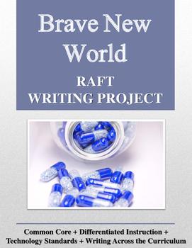 Brave New World RAFT Writing Project