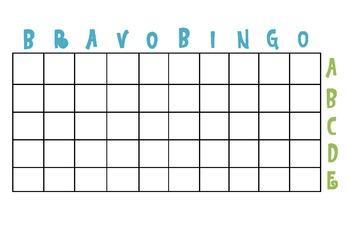 Bravo Bingo
