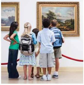 Break Away to a Museum