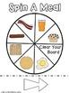 Breakfast Bonanza: Four Fun High Frequency Word Game Using