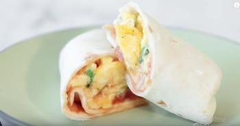Breakfast Burrito Video