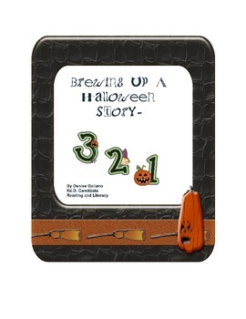 Brewing Up a Halloween Story 3-2-1