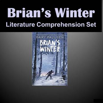 Brian's Winter - Storytown - Worksheets, Centers, Vocabula