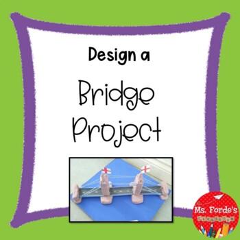 Make a Bridge Project (Construction & Research Project)