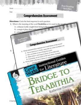 Bridge To Terabithia Comprehension Assessment
