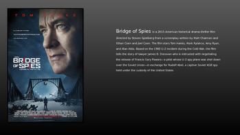 Bridge of Spies U-2 incident PowerPoint