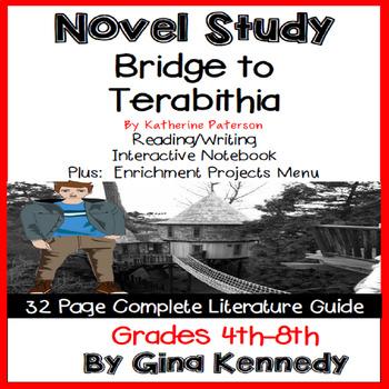 Bridge to Terabithia Complete Novel Study & Enrichment Pro