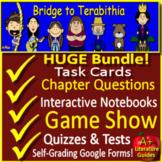 Bridge to Terabithia Unit Novel Study