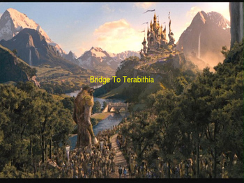 Bridge to Terabithia - Adapted Book Power Point Review Summary