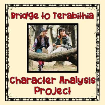 Bridge to Terabithia: Character Analysis Project