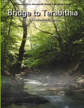 Bridge to Terabithia Complete Guide CCSS Aligned - 151 Pages