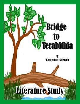 Bridge to Terabithia: Literature Study (Tests, Vocabulary,