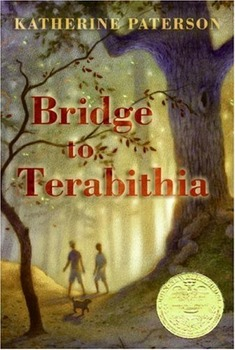Bridge to Terabithia Reading guide, vocabulary, writing (C