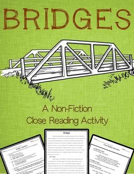 Bridges: A Nonfiction Close Reading Activity
