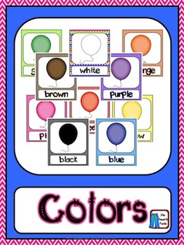 Colors I Know Posters
