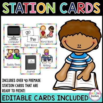 Station Cards