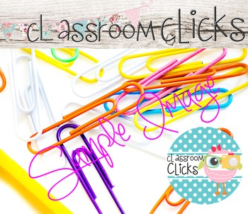 Bright Colors Paperclips Image_171:Hi Res Images for Blogg