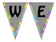 Bright Dots- Welcome to K-6th Grade Banner