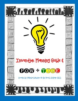 Bright Ideas:  Invention Design & Planning a Commercial to
