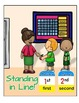 Number Posters - Ordinal Numbers