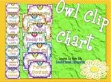 Bright Owl Clip Chart