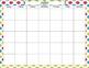 Bright Polka Dots Planning Calendar