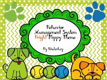 Bright Puppies Theme BEHAVIOR MANAGEMENT SYSTEM Revision 2