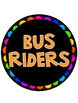 Bright Rainbow Transportation Clipchart