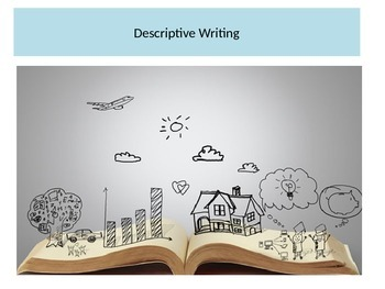 Brilliant creative writing!