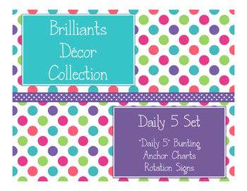 Brilliants Decor: Daily 5 Set