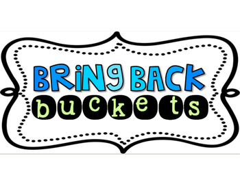 Bring Back Book Buckets