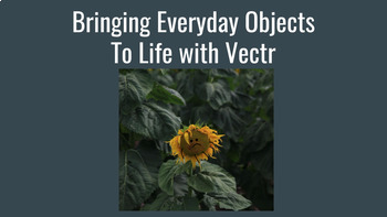 Bringing Everyday Objects to Life with Vectr