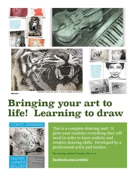 Bringing your art to life!  The ultimate drawing unit (WIT