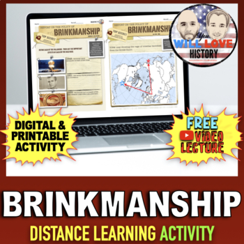 Brinkmanship: The Cold War in the 1950's Activity